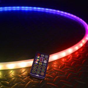 LED Smart hoops